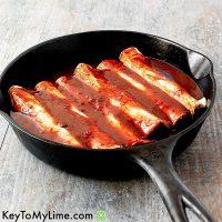 Easy Healthy Enchilada Sauce