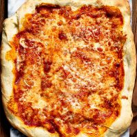 Thin Crust Pizza Dough Recipe