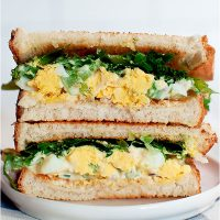 Egg Salad with Celery