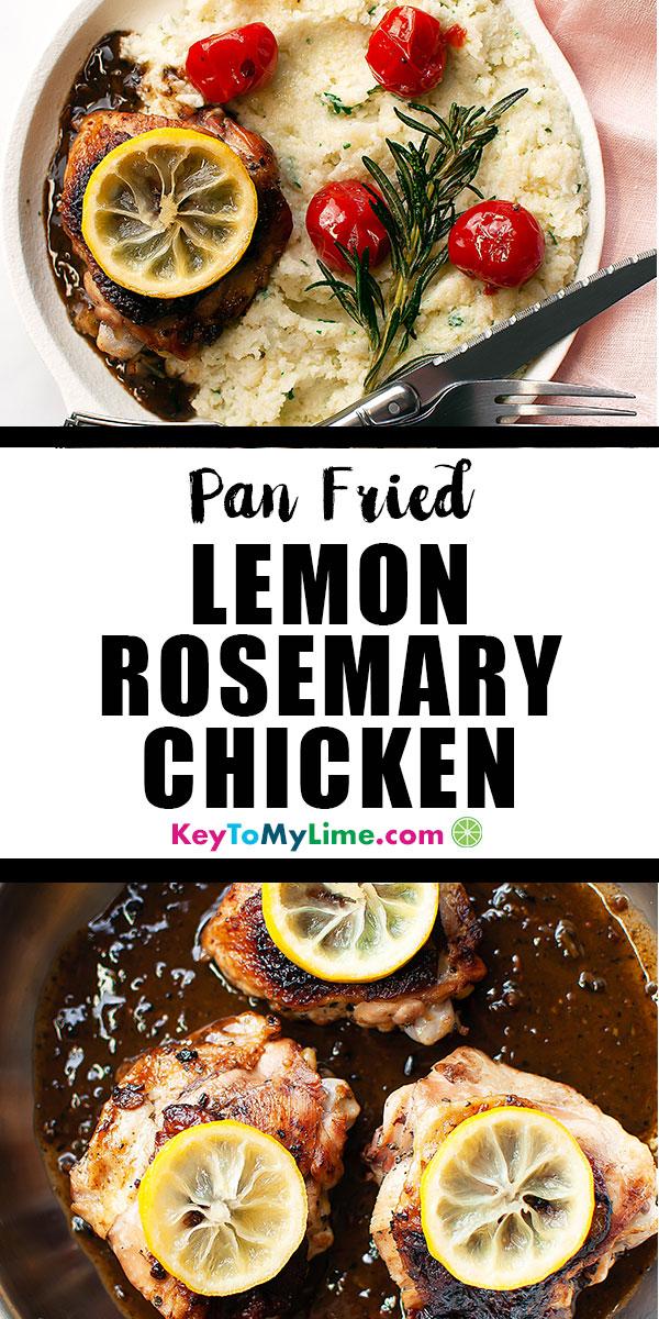 #ad lemon rosemary chicken, lemon rosemary chicken marinade, lemon rosemary chicken thighs, lemon rosemary chicken grilled, lemon rosemary chicken skillet, lemon rosemary chicken roasted, lemon rosemary chicken sides, lemon rosemary chicken and potatoes, lemon rosemary chicken oven, healthy lemon rosemary chicken, creamy lemon rosemary chicken, lemon rosemary chicken sauce, cast iron lemon rosemary chicken, keto lemon rosemary chicken, lemon rosemary chicken recipe | keytomylime.com